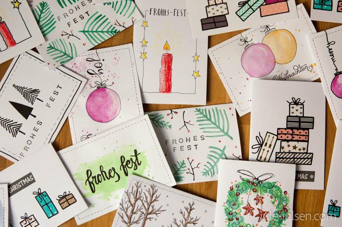 Weihnachtskarten Malen.Einträge In Der Kategorie Malen Zeichnen Jule Julsen